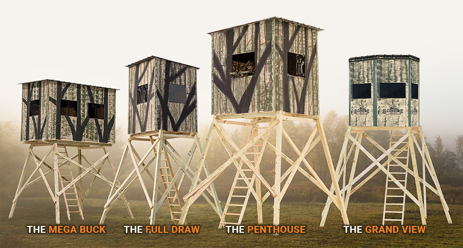 raised hunting should ground blind duck pe anchors i this used for stands use which blinds anchor deer